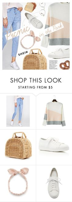 """Picnic in the Park"" by pokadoll ❤ liked on Polyvore featuring Kayu and Santoni"