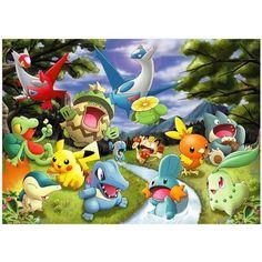 Pokemon Diamond Embroidery Mosaic Pictures - 5 / Square 18x23cm