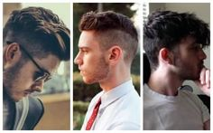 Layered Undercut This version of the undercut is advised for those who want to add fullness and depth to their hair. By adding layers, this will visually amplify your locks, working to make the hair look more voluminous. Best Undercut Hairstyles, Undercut Men, Fringe Hairstyles, Stylish Haircuts, Cool Haircuts, Haircuts For Men, Lob, Beard Model, Hair Falling Out