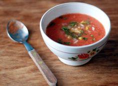 Denny Chef Blog: Gazpacho di anguria