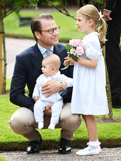 See Adorable New Photos of Prince Oscar – Just in Time for Princess Victoria's Birthday!| The Royals, Princess Victoria
