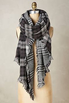 #anthrofave: Over 150 New Chunky, Oversized, and Neckroll Scarves