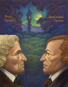 Title for Tales by Br. Grimm by FunderVogel on DeviantArt Rapunzel, Brothers Grimm, Deviantart, Illustration Art, Art Illustrations, Book Art, Fairy Tales, Photoshop, Books