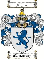 Galloway family coat of arms