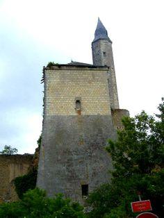 Abandoned-France, Chateau de Marmande, Lot-et-Garonne