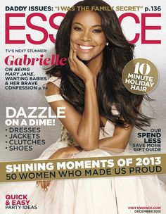 Enjoying Sex Doesn't Make You A Ho: Gabrielle Union Gets Real Honest About Her Life In Essence