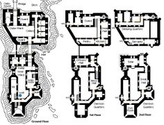 Castle Floorplan