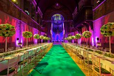 Wedding and Floral Event Styling from Planet Flowers: Mansfield Traquair - Tim Burton Theme: