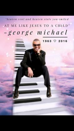 If there was a stairway to heaven, I walk right up and bring you back to earth We miss you so much, George Heaven will be missing an angel, but we miss our angel to ...