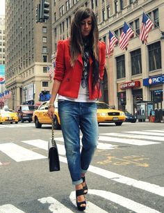 Scent of Obsession - Fashion blogger: Red ♥