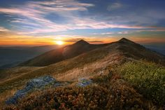 Bieszczady Mountains by Rafal Szawracki on 500px