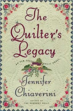 Jennifer Chiaverini is a wonderful writer and she keeps me enthralled with everyone of her books.