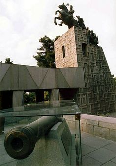 Tomb of Nader Shah, a tourist attraction in Mashhad