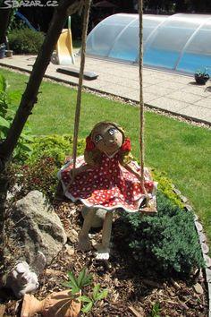 Nabízím keramické panenky, možnost různé barevné kombinace. - obrázek číslo 4