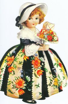 Little Lady by contrarymary, via Flickr