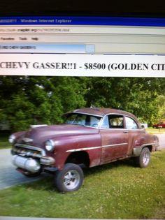 Chevy Gasser