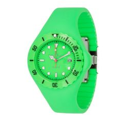 c0d6ce94eb44 Jelly Only Time Fluo Watch in Green Apple