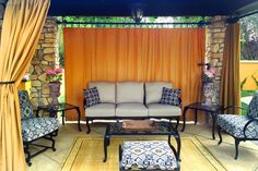 Our Southern Cal clients now have a perfect place to entertain their guest or just simply....RELAX!