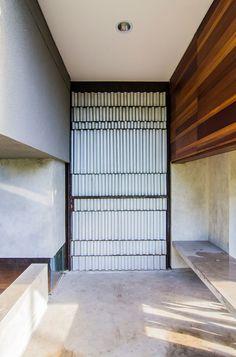 Lumber Shaped-Box House by Atelier Riri