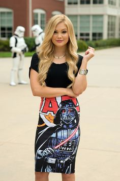 Fun, Fashion, and the Force… All in One Photo Shoot