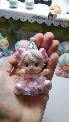 1 million+ Stunning Free Images to Use Anywhere Polymer Clay Fairy, Cute Polymer Clay, Circus Theme Party, Circus Birthday, Christmas Clay, Christmas Crafts, Christmas Ornaments, Free To Use Images, Tiny Dolls