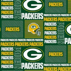 Green Bay Packers Patch Ctn