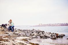www.themainetinker.com,engagement session. Portland Maine