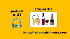 Learn French with the podcast of the Français illustré. You will see what you hear. You will learn French naturally. France, Learn French, Learning, Learning French, French Resources, Study, Teaching, Studying, Education