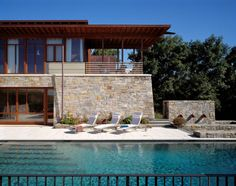 Exterior Design. Beautiful Homes Design With Modern Swimming Pools ...