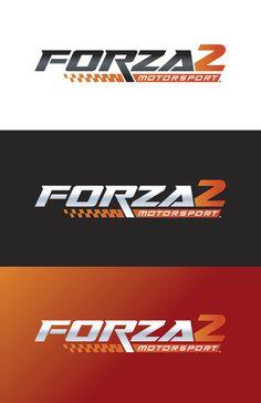 Andy McGowan: Design Context: Racing Game Logos