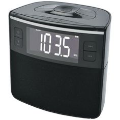 c00197920bf Sylvania Scr1986bt-as Bluetooth Clock Radio With Auto-set Dual Alarm Clock    Usb Charging