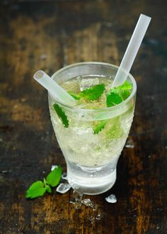 Keep calm and cool off with our special cocktails. The peppermint comes from our garden to create magic in this Peppermint Schnapps.