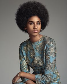 Imaan Hammam by Marc de Groot for Vogue Netherlands September 2015 4