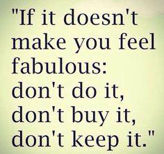 The fabulous rule
