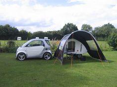 who else uses a teardrop trailer? - Smart Car of America Forums : Smart Car Forum