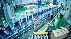 Produção da Unilever em São Paulo