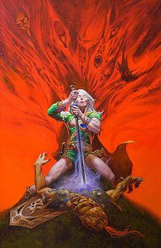FANTASY « The Art of Michael Whelan