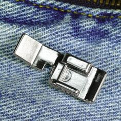 For use with Kenmore sewing machine models and up. Use for sewing zippers into garments. Money Clip, Wallet, China, Sewing Lessons, Fashion Sewing, Sewing Techniques, Sewing Projects, Sewing Machine Parts, Money Clips