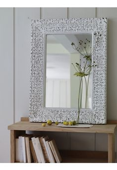 NEW Imperial Carved Mirror - Bed & Bath - INDOOR LIVING
