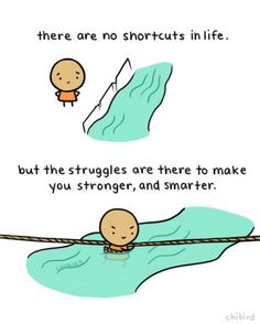 13 Cheerful Comics For When You're Having The Worst Day Ever 6 Cute Inspirational Quotes, Amazing Quotes, Cute Quotes, Happy Quotes, Motivational Quotes, Bird Quotes, Pretty Quotes, Happy Thoughts, Positive Thoughts