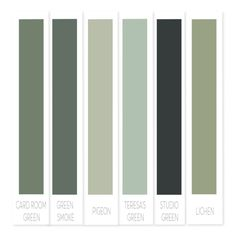 I've been looking for the perfect green paint color to paint our semi-custom IKEA builtins. I've rounded up a ton of my favorite green paint colors!