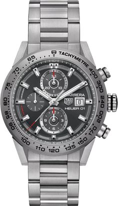 CAR208Z.BF0719 | TAG Heuer Carrera | Mens Watch | Best Prices Online, Guaranteed Authentic and FREE Shipping at AuthenticWatches.com