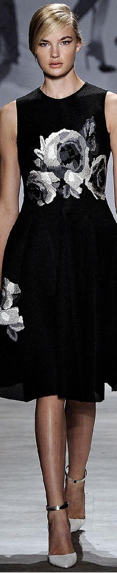 Lela Rose Spring 2015 Ready-to-Wear Fashion Show Lela Rose, Runway Fashion 2015, Fashion Week, Fashion Show, Women's Fashion, Spring Summer 2015, Spring Summer Fashion, 11. September, Costume