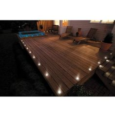 outdoor deck lighting. downward indirect deck lighting gaismas pinterest decking lights and outdoor