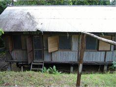 House repair Papua Indonesia