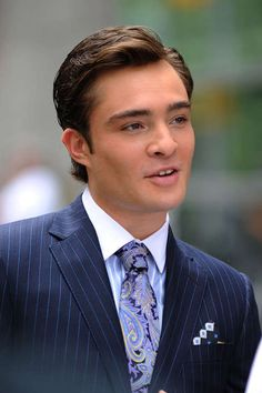 Ed Westwick at event of Gossip Girl Pretty Little Liars, Pretty Boys, Ed Westwick Gossip Girl, Gossip Girl Chuck, Gossip Girls, Chuck Bass Ed Westwick, Chuck Blair, Blair Woldorf, Im Chuck Bass