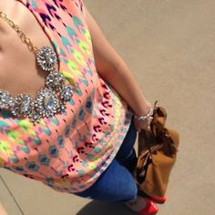 sugar & spice & everything [mostly] nice!: fashion: shades of neon