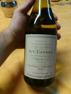 Chardonnay 2014- D.V. Catena.