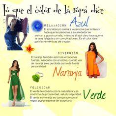 """""""Lo que el color de la ropa dice (II)"""" by sebrik on Polyvore"""