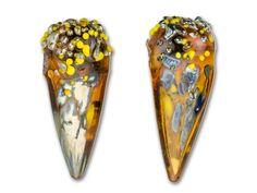 Unicorne Beads Happy Hollow Spike Bead Strand #legendaryinspiration